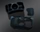 Glove Box Cubby Gloss Black for GL1800 2nd Gen/Honda F6B