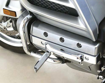 """1"""" Aero Flip-Out Highway Pegs Chrome"""