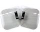 Mirror Hand Wing Air Deflectors for GL1500