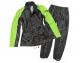 Ladies RS-2 Rain Suit Black / Hi-Viz