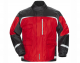 Mens Sentinel 2.0 Rain Jacket Red/Black