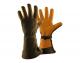 Mens DeerSports PCI Gloves Black/Tan