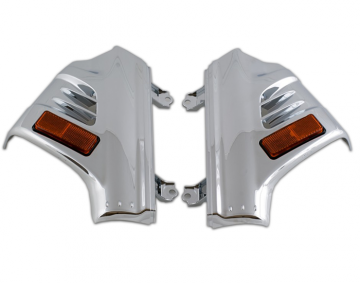 Chrome Fork Covers for GL1800
