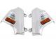 Chrome Fork Covers Lighted for GL1800