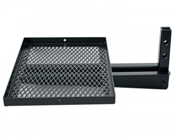 Aluminium Cooler Rack - Vertical Black for GL1800