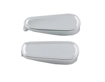 Chrome Fairing Plugs for GL1500