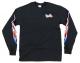 Classic WingStuff Long Sleeve Riding Shirt Black