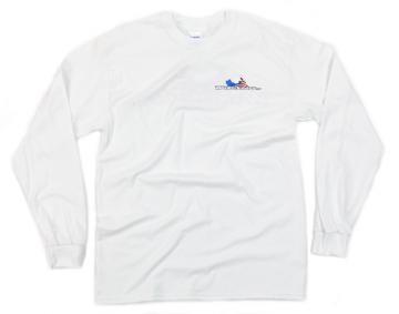Modern WingStuff Long Sleeve Shirt White