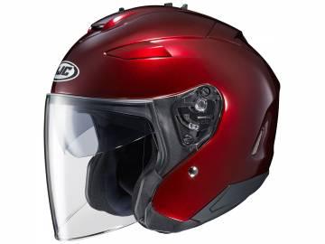IS-33 II Open Face Helmet Wine Berry