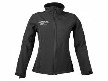 Ladies Goldwing Touring Soft Shell Jacket Black