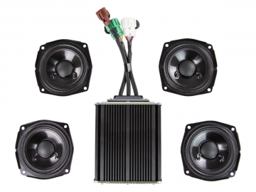 Power Amplifier & Speaker Kit for 2018 Gold Wing