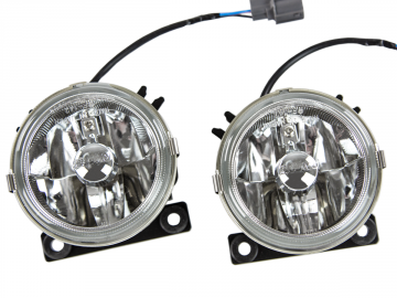 GL1800 Honda Fog Lights With or Without AIR BAG