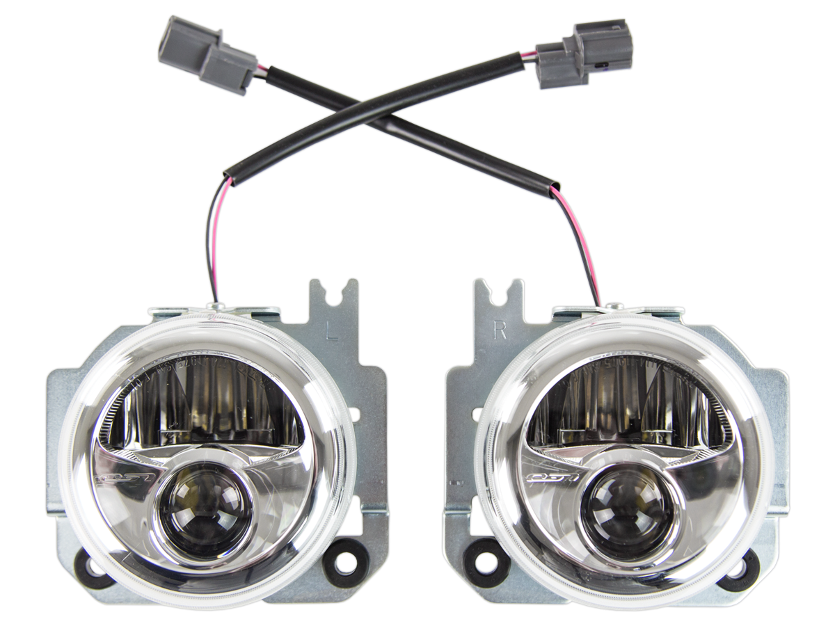 LED Honda Fog Lights Airbag or Non Air Bag Model Gold Wing