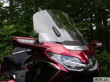 F4 Scratch Resistant Windshields for 2018 Gold Wing
