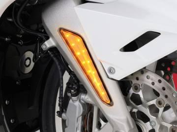 LED Marker Lights Amber for 2018 Gold Wing