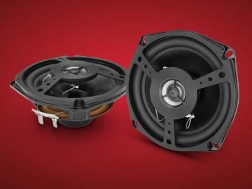 4.5 Inch 2-Way Neodymium Speakers