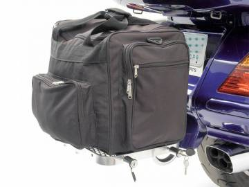 Trailer Hitch Rack & Rack Bag Combo