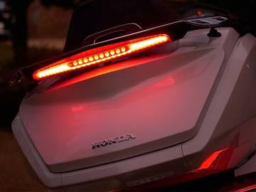 High Mount Sequential LED Brake/Running Trunk Light