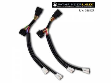 Pathfinder Plug N Play Harness for 2018+ Gold Wing