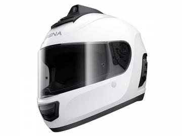 Momentum Inc Pro Full Face Helmet Glossy White